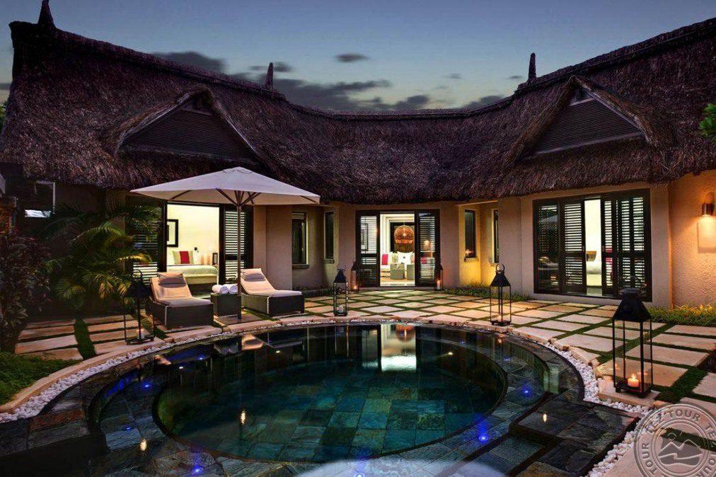 Lux* Belle Mare Villas 5* хотел, Мавриций