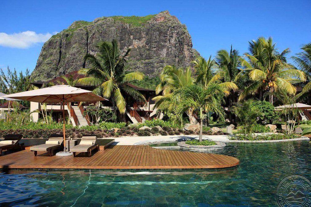 Lux* Le Morne 5* хотел, Мавриций