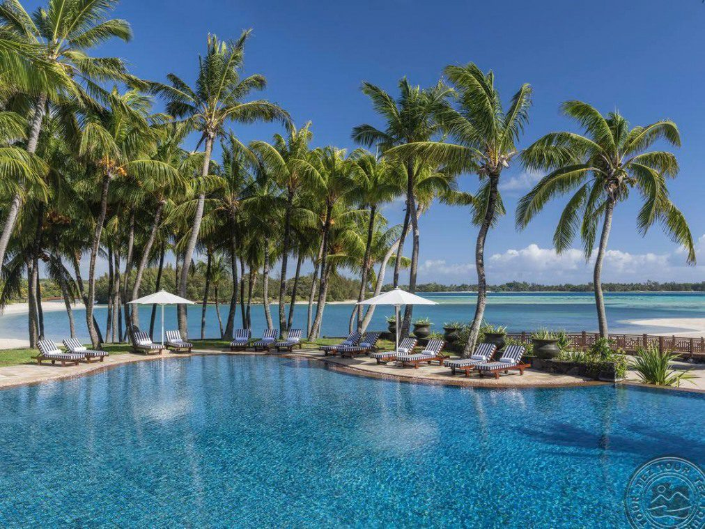 Shangri-la's Le Touessrok Resort And Spa 5* хотел, Мавриций