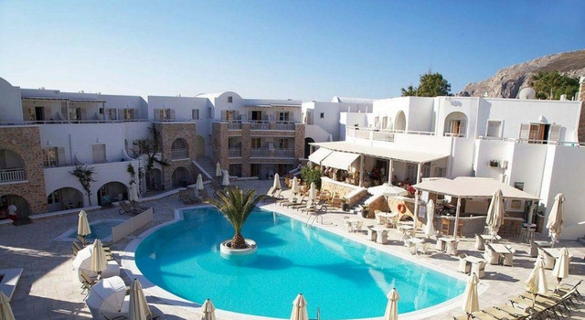 Aegean Plaza Hotel 4* хотел 4•