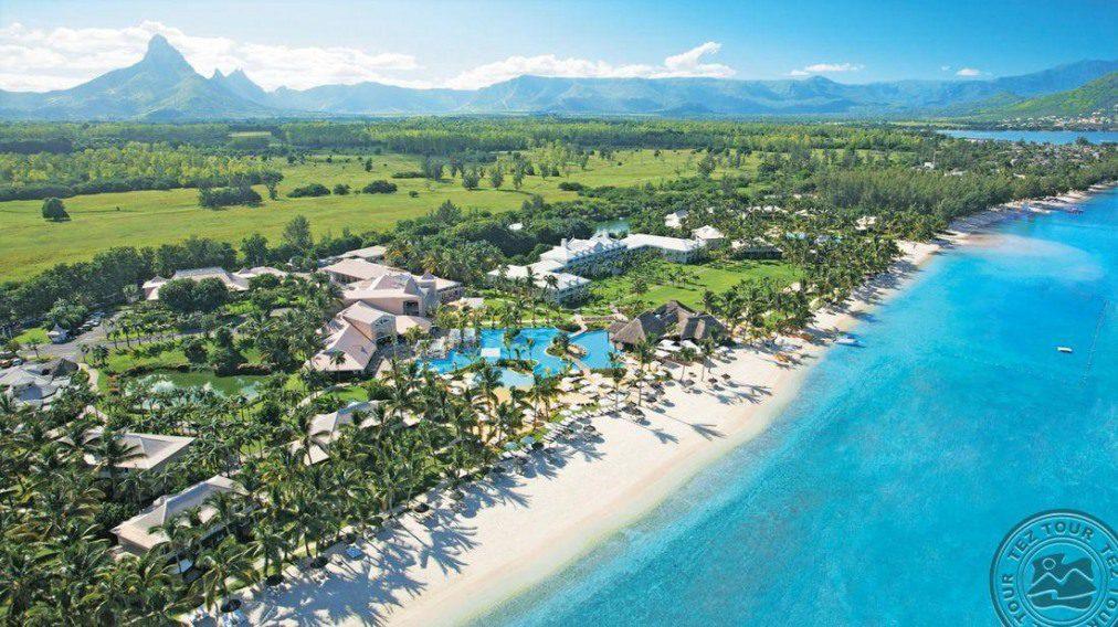 Sugar Beach Resort & Spa 5* хотел, Мавриций