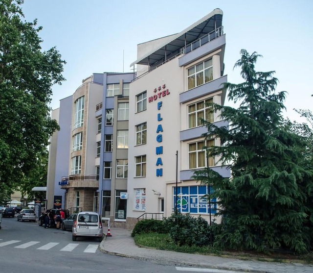 Хотелски комплекс Флагман, Созопол