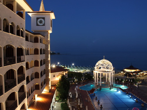 Почивка в Слънчев Бряг, България - хотел Хотел Хелена Сандс 5•