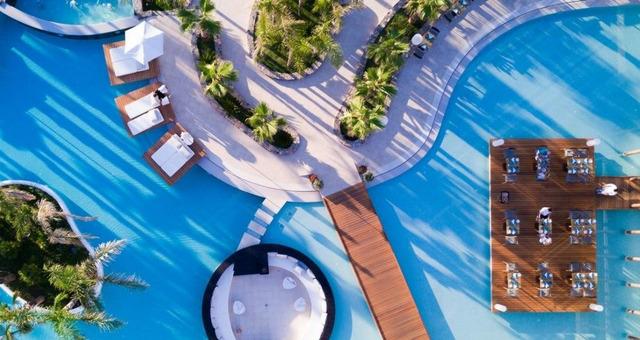 Stella Island Luxury Resort & Spa 5* хотел 5•