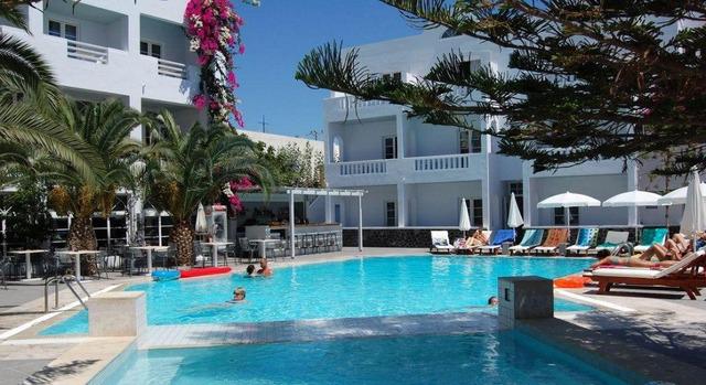 Afroditi Venus Beach Hotel& Spa 4* хотел 4•