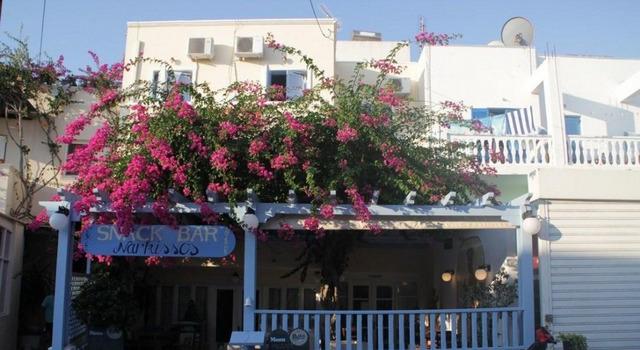 Narkissos Hotel 2+* хотел 1•
