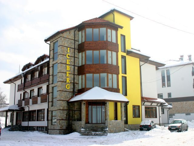Хотел Айсберг, Банско