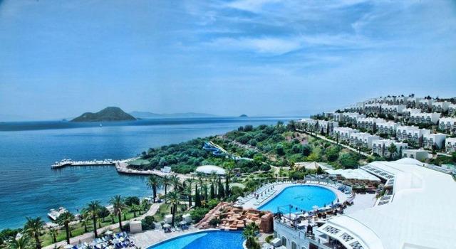 Yasmin Bodrum Resort 5 * хотел 5•