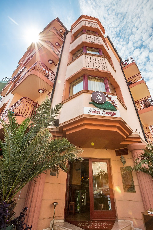 Хотел Свети Георги, Поморие