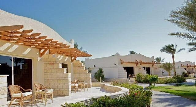 Coral Beach Resort Hurghada 4* хотел 4•