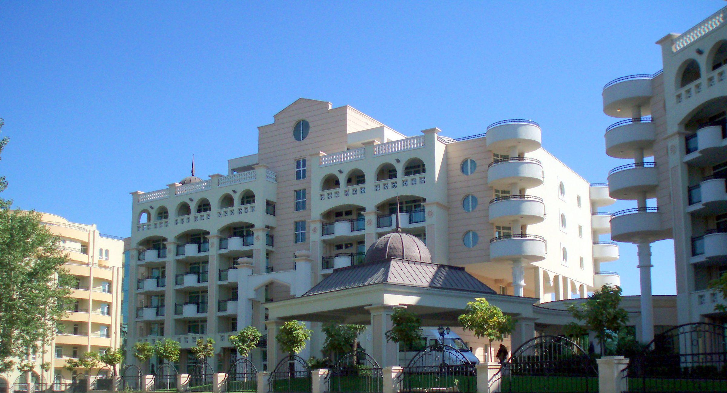 Хотелски комплекс Сънсет Ризорт, Поморие