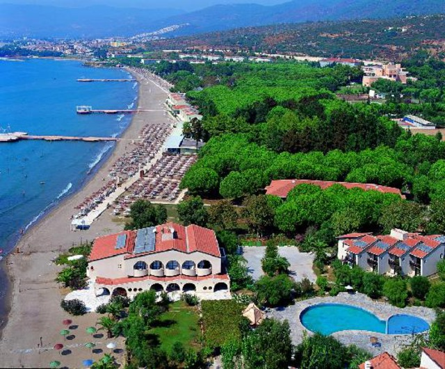 Dogan Paradise Beach Resort 3 * хотел 3•