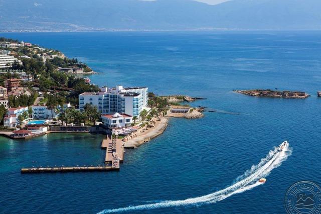 Le Bleu Hotel & Resort 5* хотел 5•