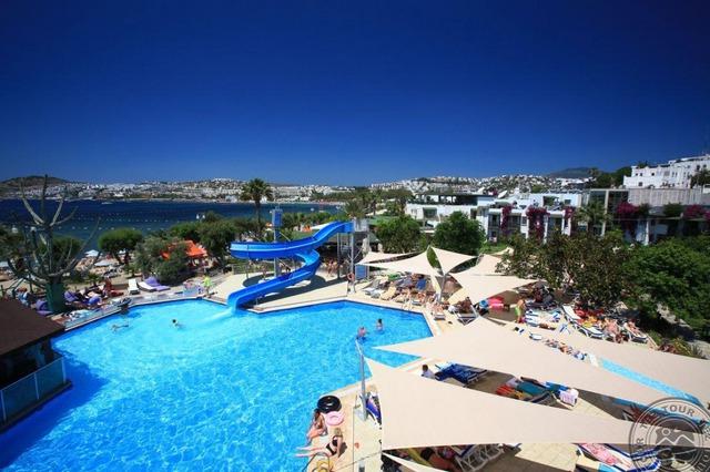 Parkim Ayaz Hotel 4* хотел 4•
