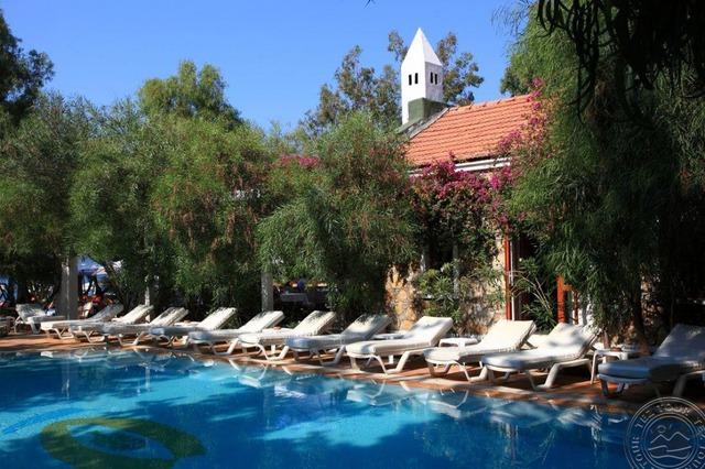 Okaliptus Hotel 4* хотел 4•