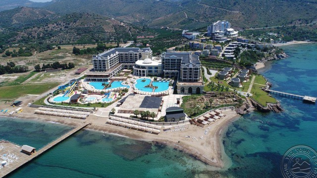 Sunis Efes Royal Palace Resort & Spa 5 * хотел 5•