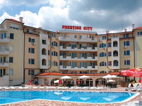 Почивка в Слънчев Бряг, България - хотел Престиж сити I 3•