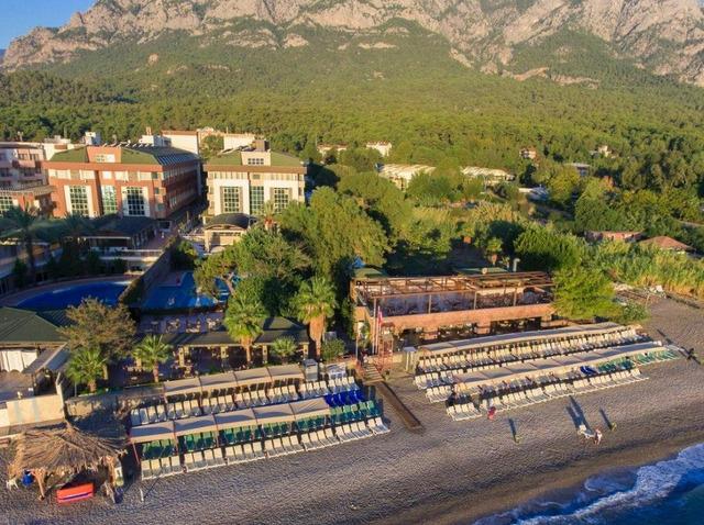 Armas Gul Beach Hotel 4+ * хотел 1•