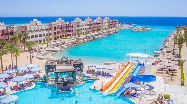 Sunny Days El Palacio Hotel 4 * хотел 4•
