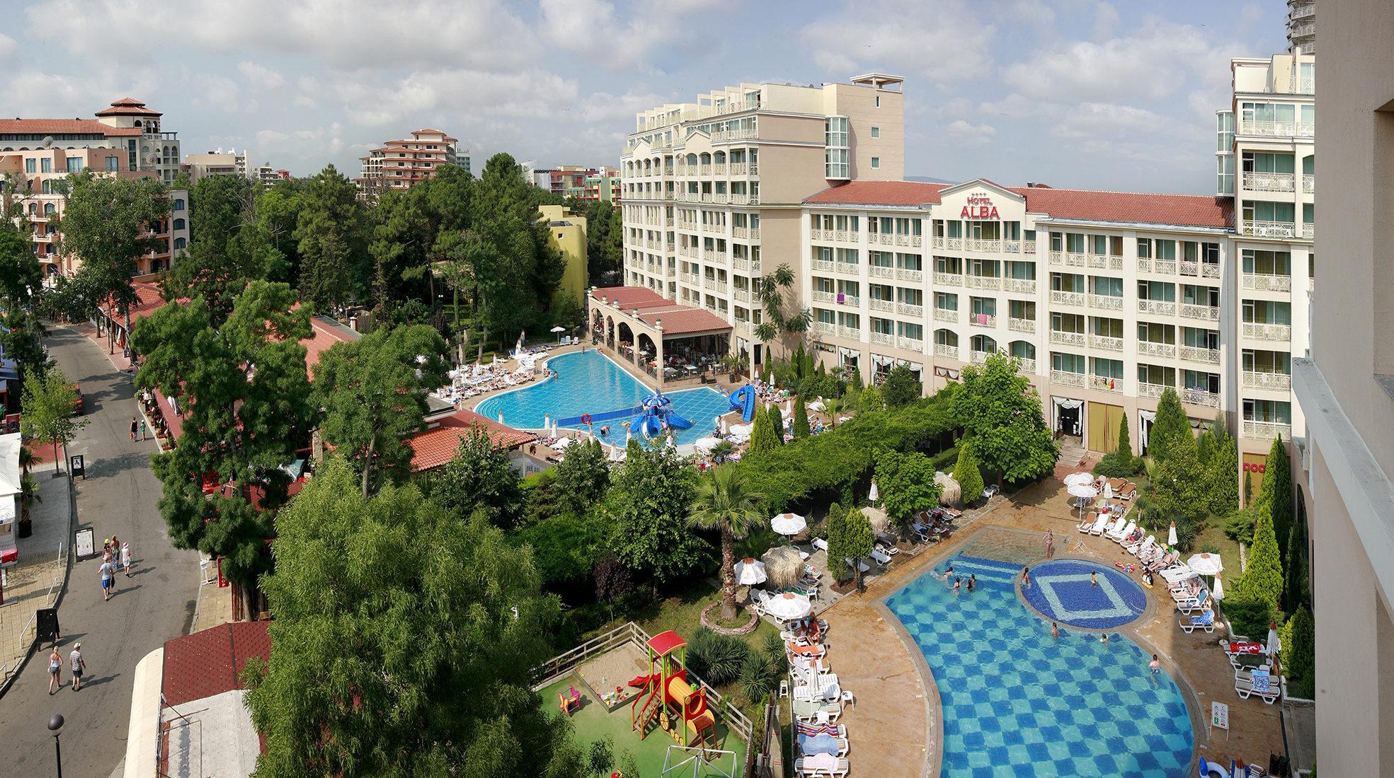 Хотел Алба, Слънчев Бряг