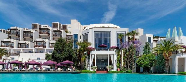 Kempinski Hotel Barbaros Bay 5 * хотел 5•
