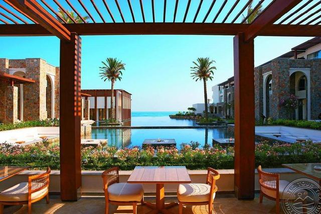 Grecotel Amirandes Exclusive Resort 5* Deluxe хотел 5•