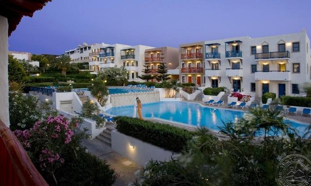 Aldemar Cretan Village 4+ * хотел 1•
