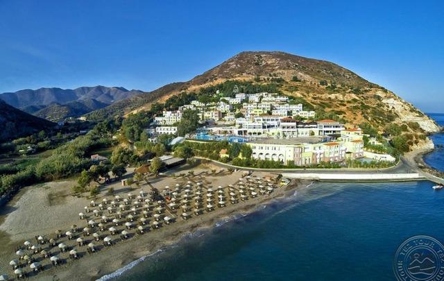 Fodele Beach & Water Park Holiday Resort 5* хотел 5•
