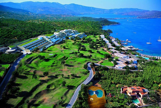 Porto Elounda Golf & Spa Resort 5 * хотел 5•
