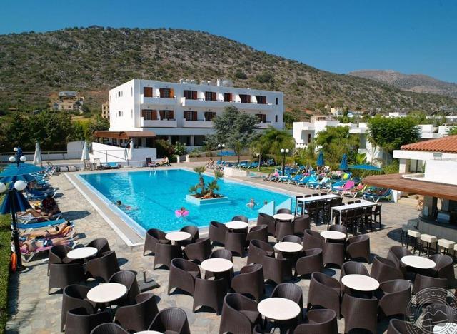Smartline Kyknos Beach Hotel & Bungalows 4 * хотел 4•