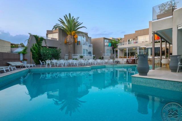 Nefeli Hotel 4* хотел 4•