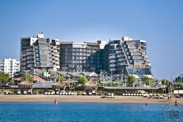 Limak Lara De Luxe Hotel & Resort 5 * хотел 5•