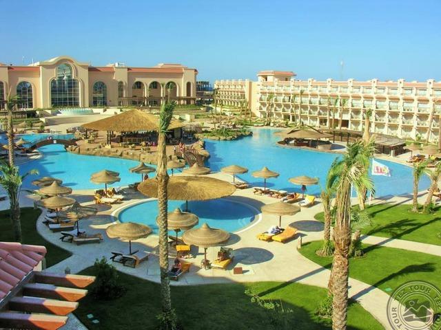 Pyramisa Sahl Hasheesh Beach Resort 5* хотел 5•