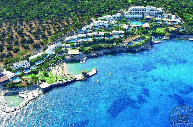 Elounda Mare A Relais & Chateux Hotel 5 * хотел 5•