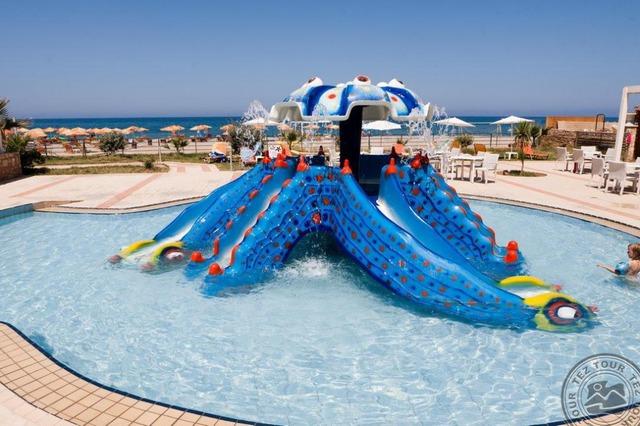 Dimitrios Village Beach Resort 4 * хотел 4•