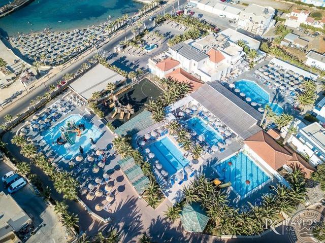 Stella Village Hotel & Bungalows 3+* хотел 1•