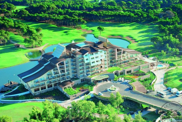 Sueno Hotels Golf Belek 5 * хотел 5•