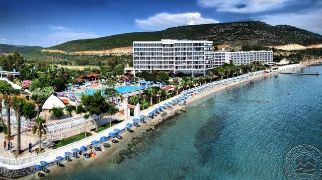 Tusan Beach Resort 5 * хотел 5•