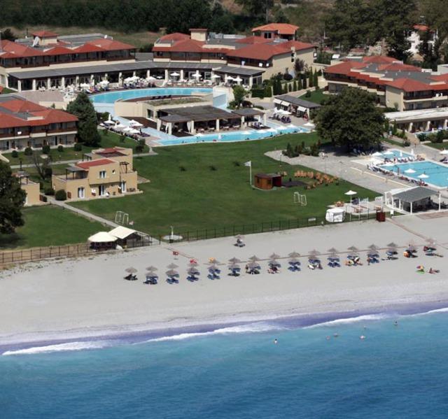 Dion Palace Resort & Spa Хотел, Олимпийска ривиера (Пиерия)