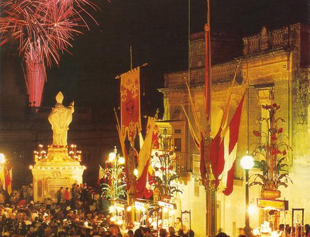 Нова Година в Малта 2016