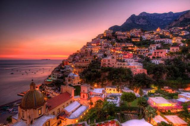Почивка в Южна Италия - Неапол, Соренто, Капри, Амалфи, Казерта - през 2017г.