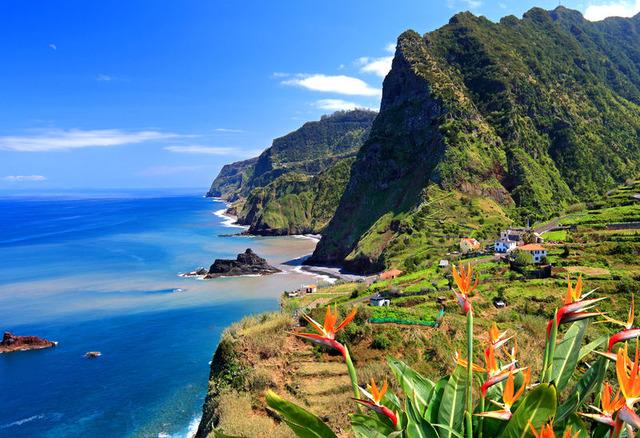 Почивка на о.Мадейра, юни 2018 - гарантирана чартърна програма!