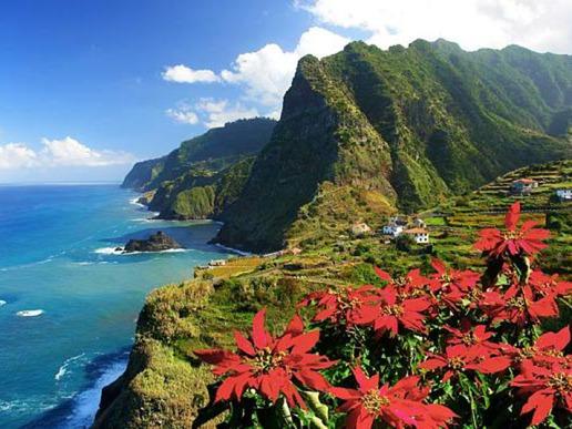 Красотата на Мадейра не се крие само в пищните градини, гостоприемни местни хора и характерен начин на живот.