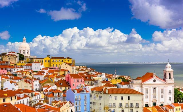 Едноседмична почивка в града на мореплавателите - Лисабон, пролет и есен 2018