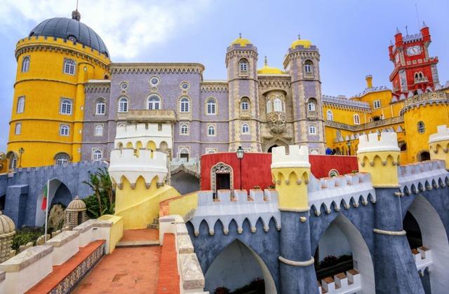 Едноседмична почивка в града на мореплавателите - Лисабон, есен 2019